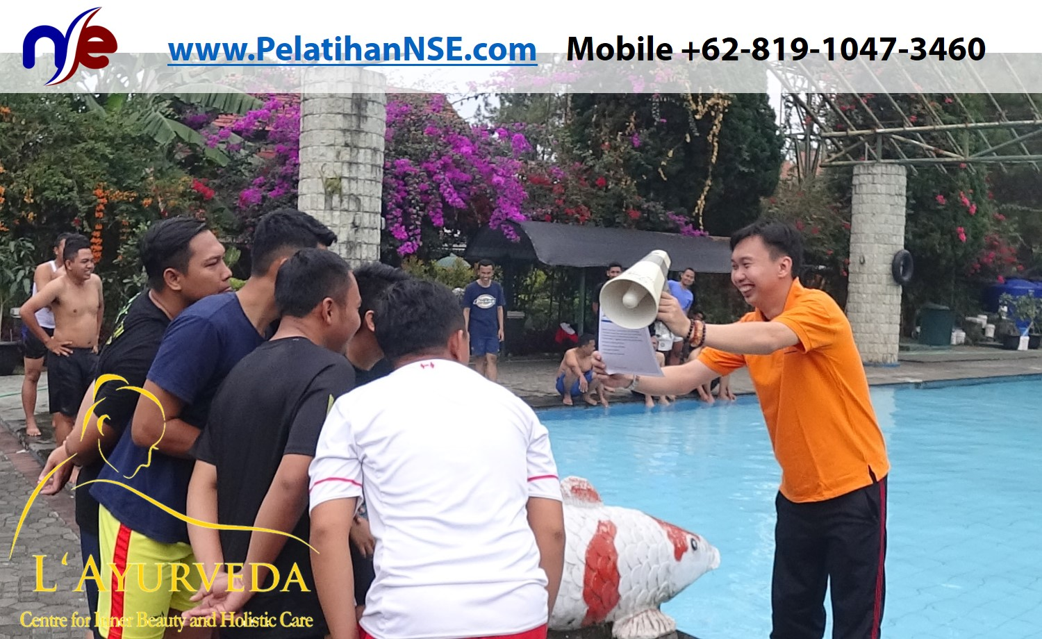 Happy Healthy Professional Kereta Api Indonesia 4-5 September 2017 - Kuis Uji Petik di Kolam