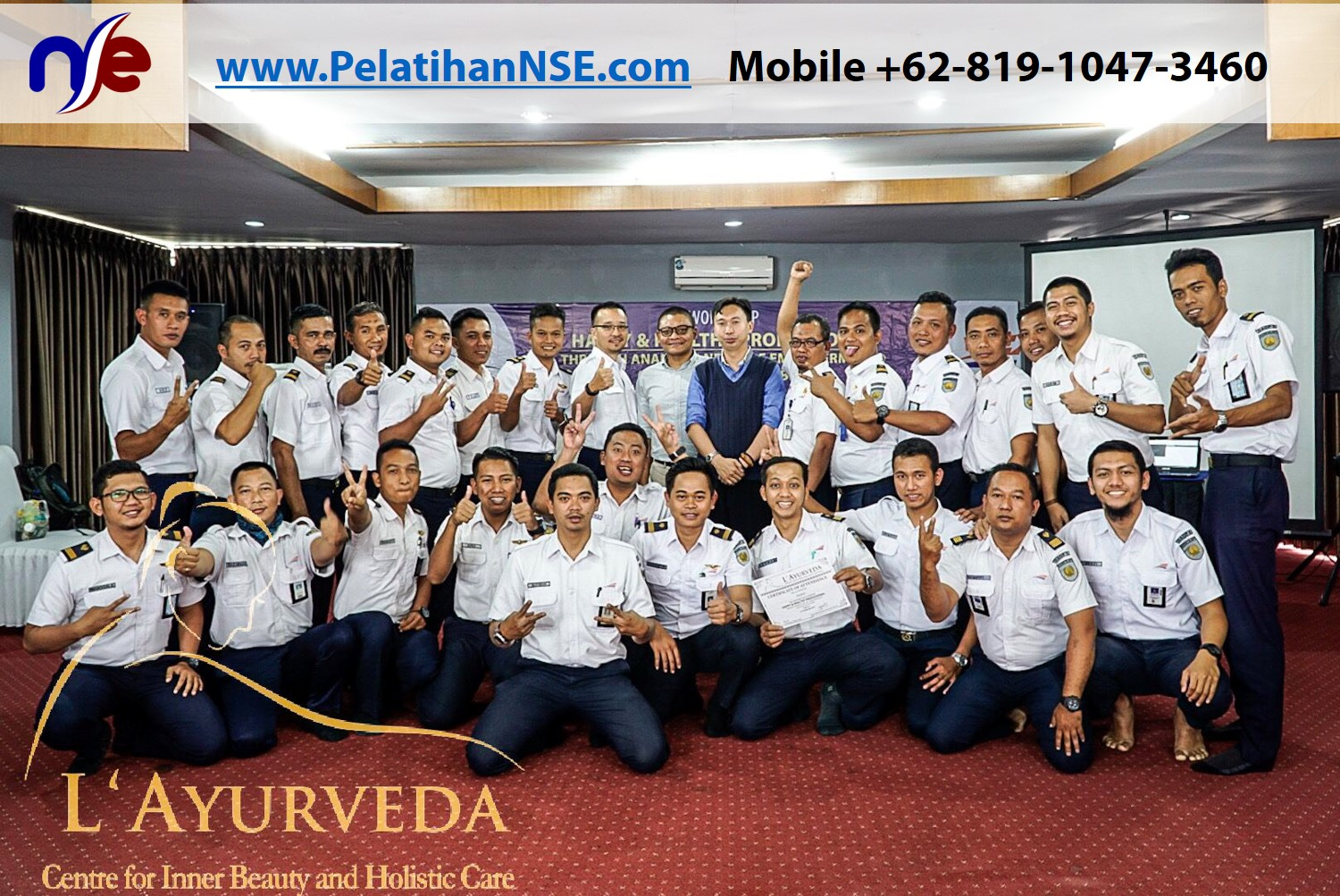 Happy Healthy Professional Kereta Api Indonesia 6-7 September 2017 - Foto Bersama