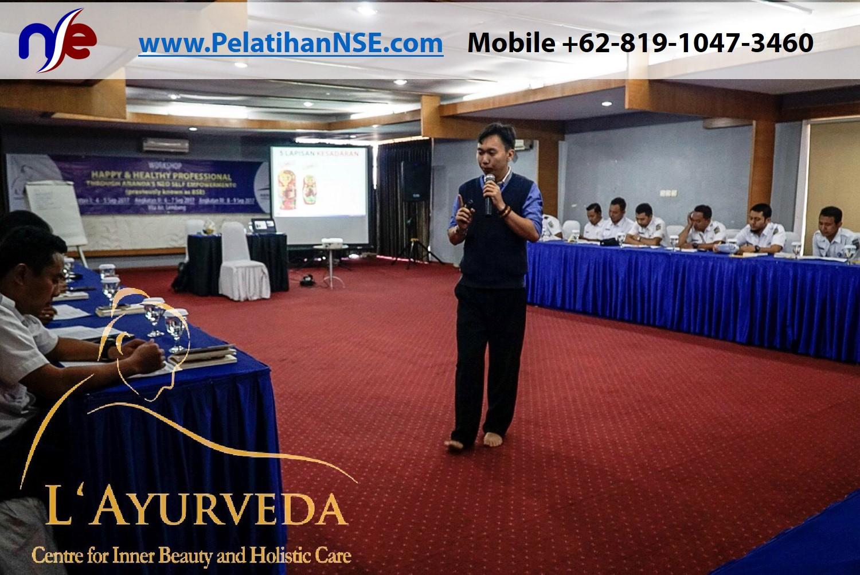 Happy Healthy Professional Kereta Api Indonesia 6-7 September 2017 - Menjawab Pertanyaan Peserta