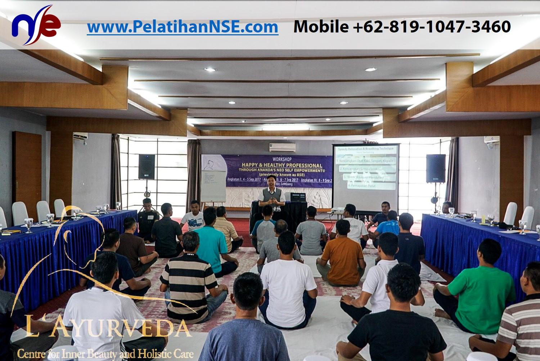 Happy Healthy Professional Kereta Api Indonesia 6-7 September 2017 - Penjelasan tentang Teknik Pernapasan