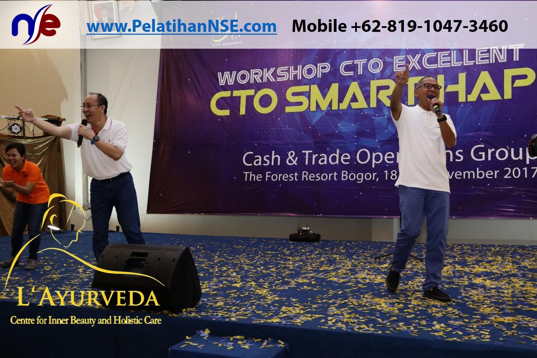 Yoga Tawa Bank Mandiri CTO 18 November 2017 - Duet Direktur Operation Pak Ogi dan GH CTO Pak Satria dalam Memimpin Tawa Uneg2