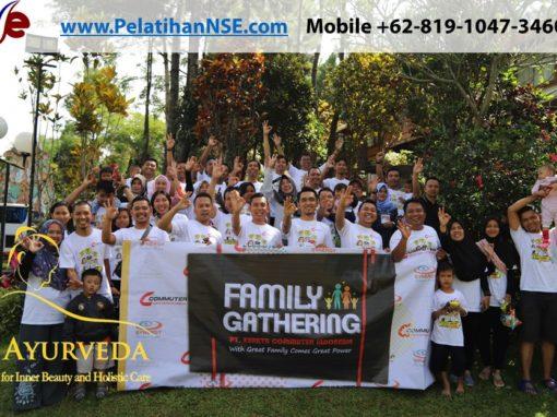 """Yuk Sehat & Bahagia"" – Family Gathering II Tahun 2018 – PT. Kereta Commuter Indonesia"