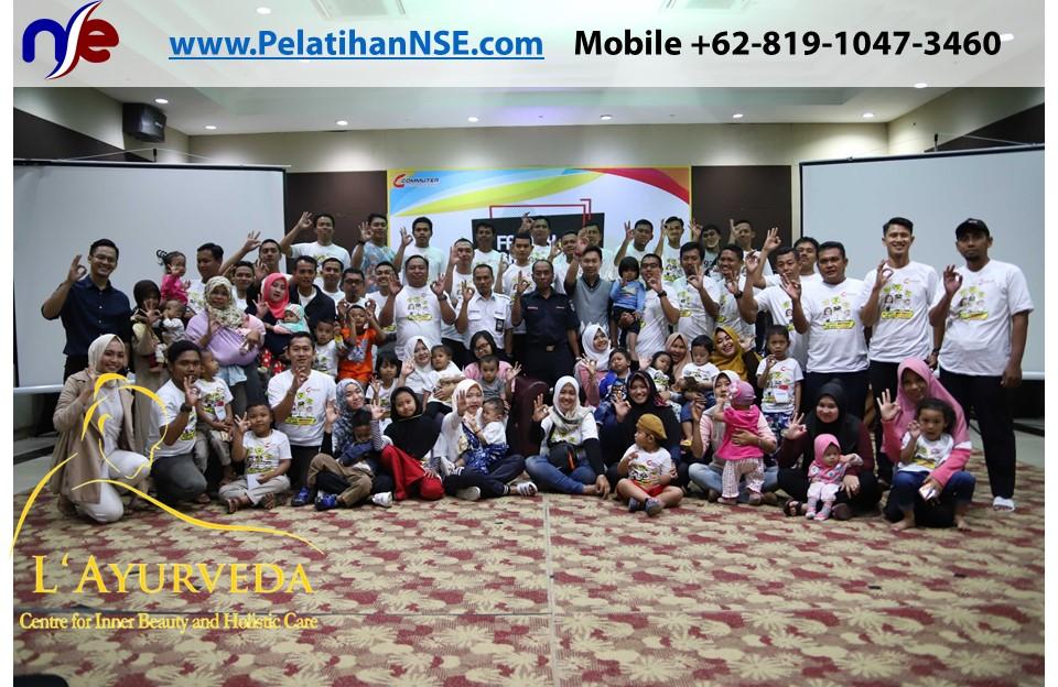 L'Ayurveda PelatihanNSE - Family Gathering Kereta Commuter Indonesia Angkatan III 2018 - 27-28 Maret 2018 - Bersama Direksi KCI