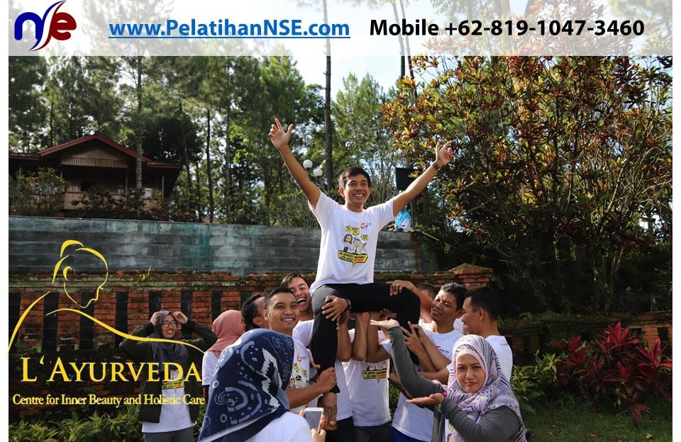 L'Ayurveda PelatihanNSE - Family Gathering Kereta Commuter Indonesia Angkatan IV 2018 - 27-28 Maret 2018 - Pemenang Games