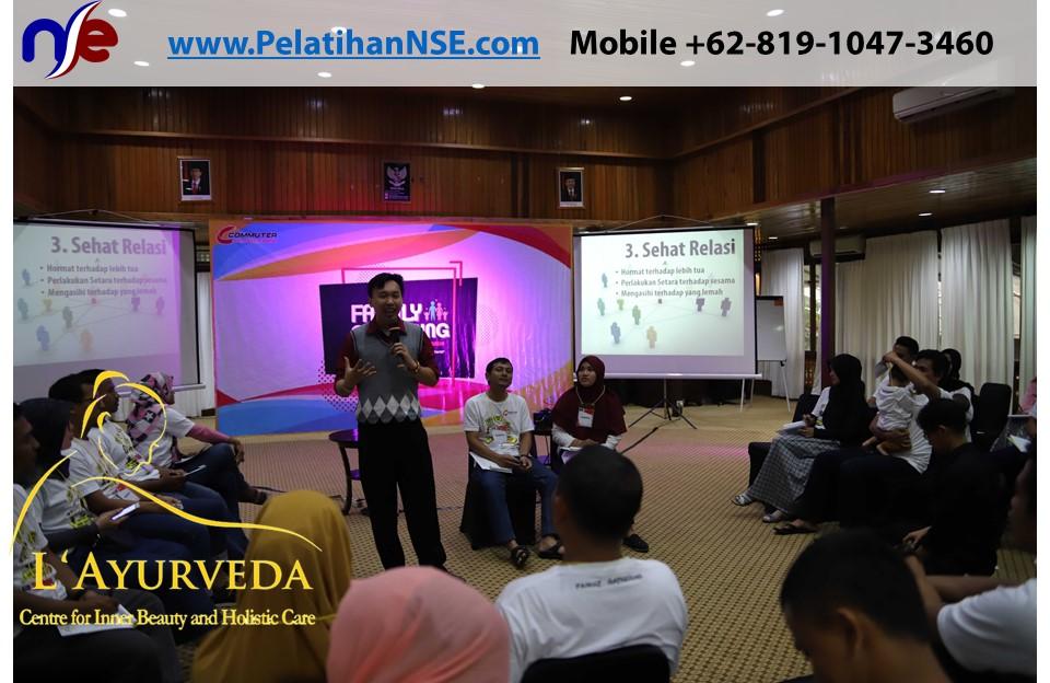 L'Ayurveda PelatihanNSE - Family Gathering Kereta Commuter Indonesia Angkatan V 2018 - 3-4 Apr 2018 - Komunikasi Pasangan