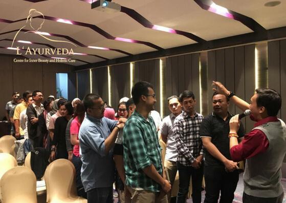 Ayur Growth Management - Taspen Life - Agustus 2018 - Games bersama