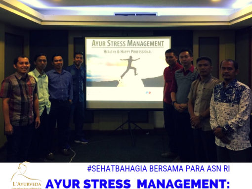 "Workshop ""Ayur Stress Management"""