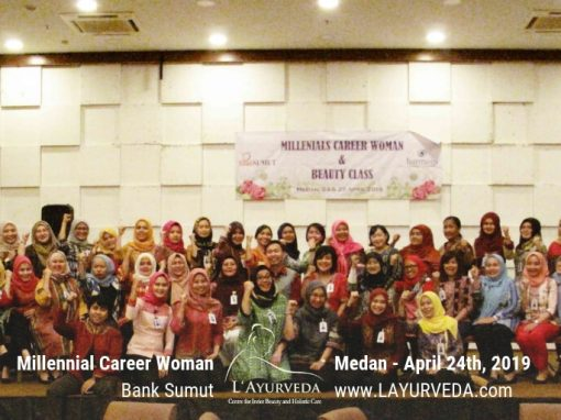 Neo Self Empowerment for Millennial Career Woman – Bank Sumut