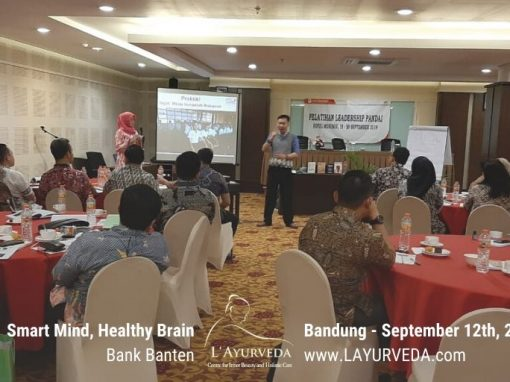 Smart Mind, Healthy Brain – Bank Banten